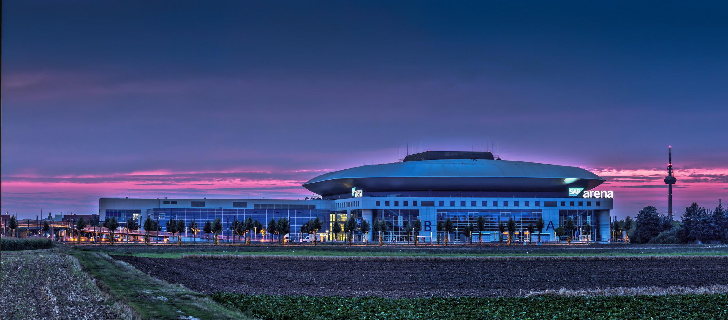 SAP Arena - Mannheim