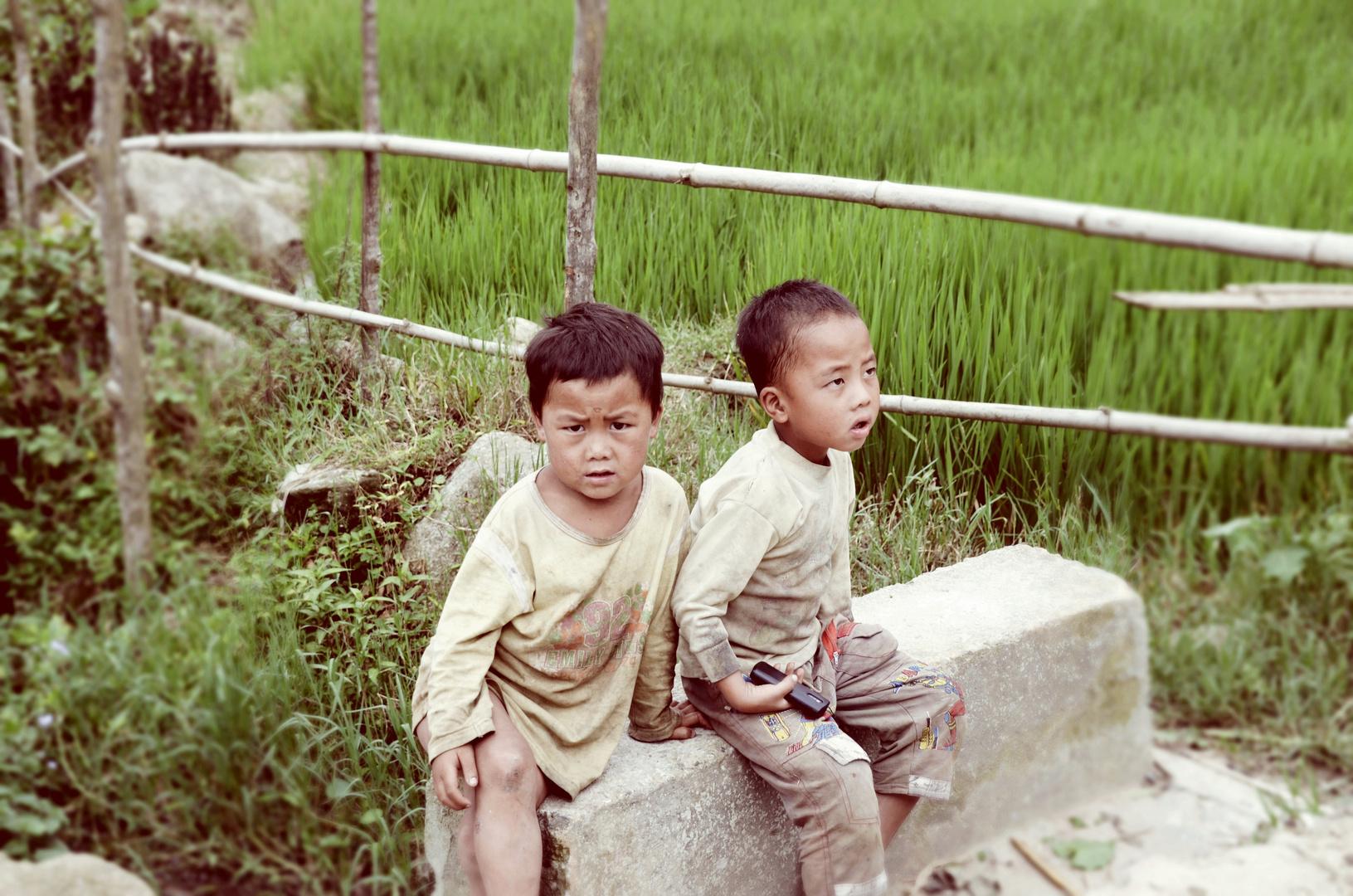 Sapa, Nordvietnam