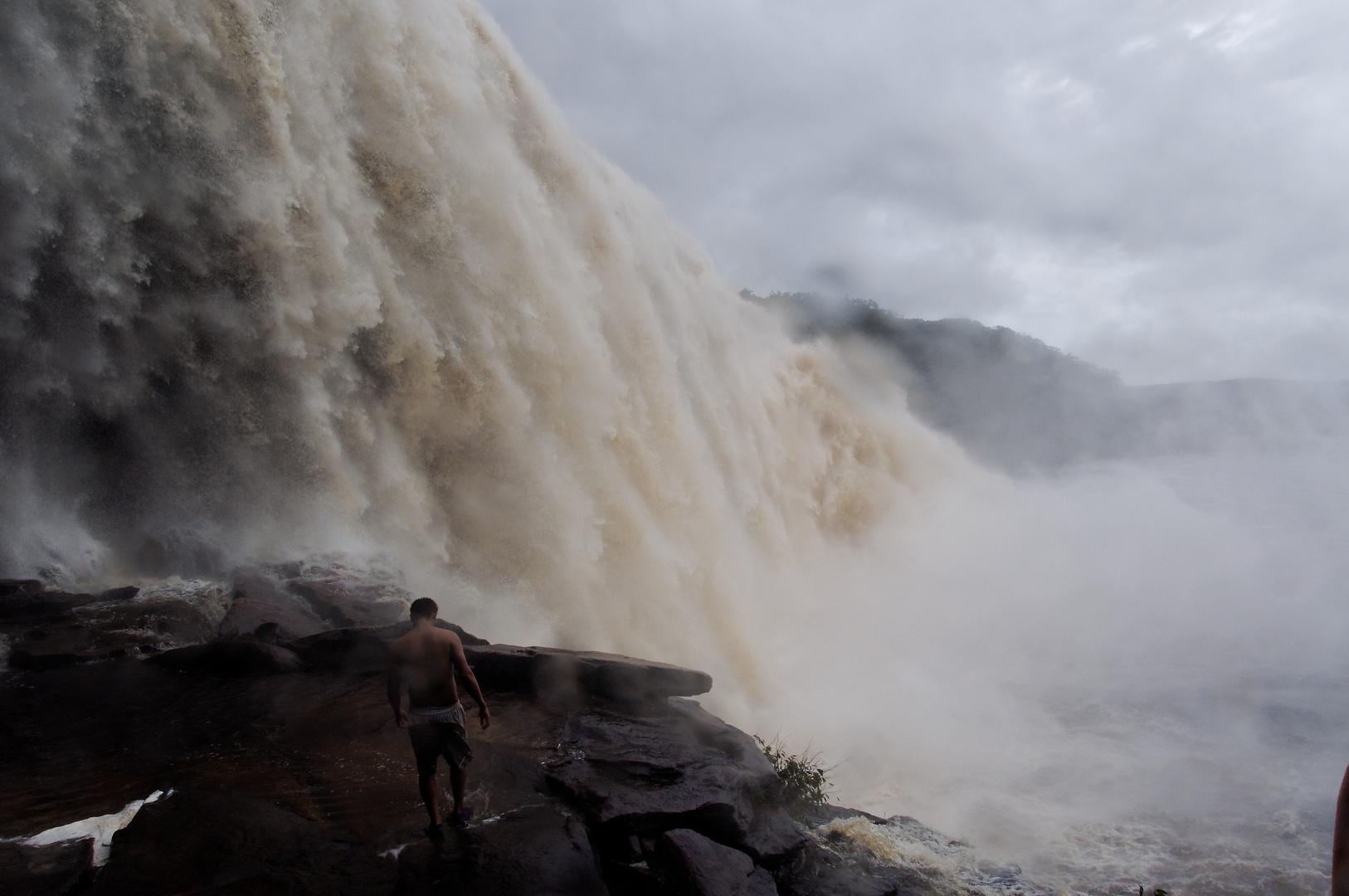 Sapo Wasserfälle Venezuela