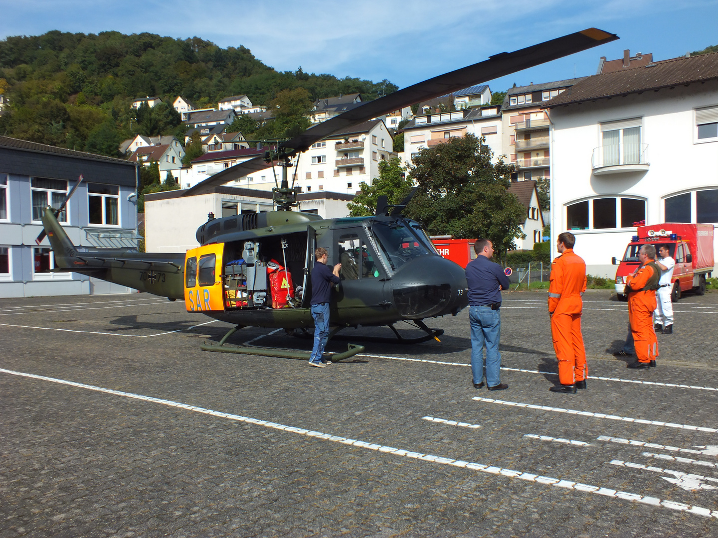 SAR 41 in Bad Ems