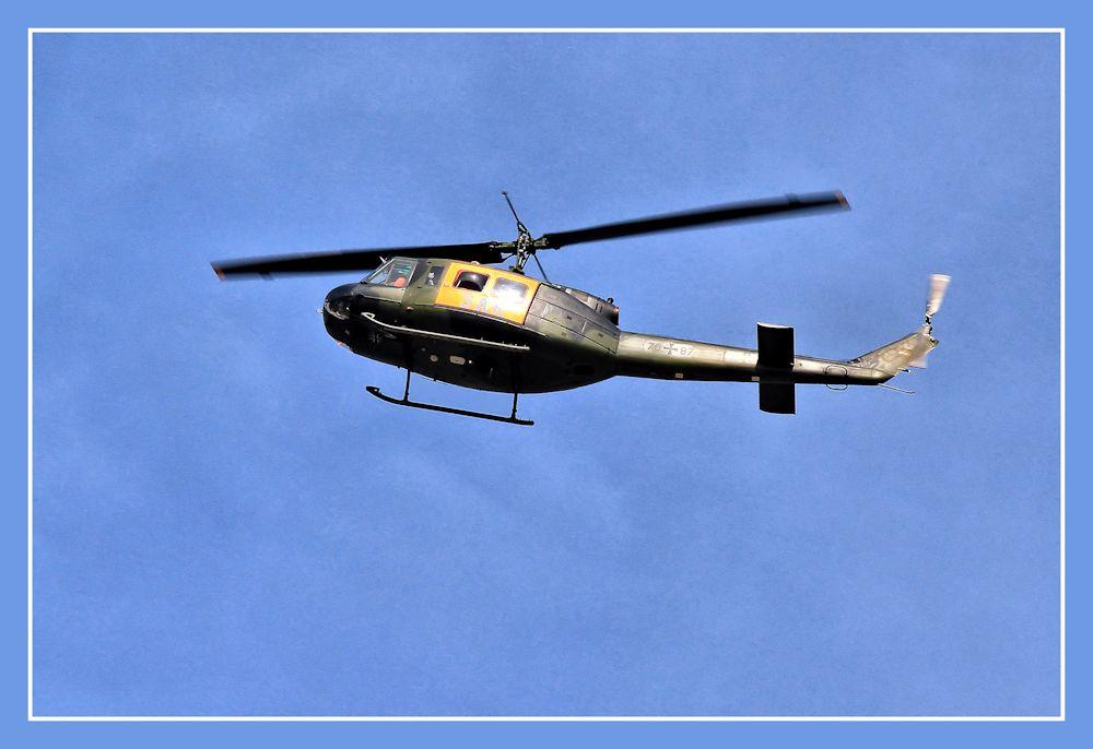 ++ SAR - Hubschrauber ++
