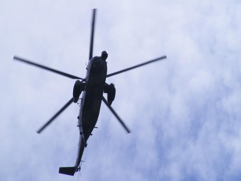 SAR Hubschrauber