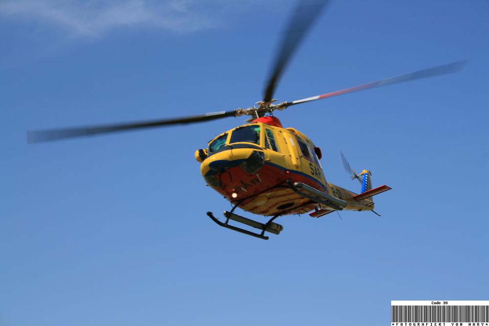 SAR Hubschrauber Insel Ameland (NED)