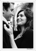 Sara & Menno in Montmartre