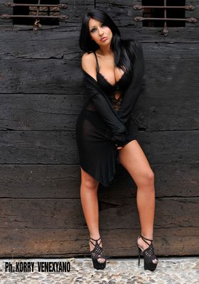 Sara Ramos Model