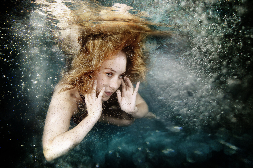 Sarah-Ann / Unterwasserfotos - Unterwasserfotoshooting - Underwaterphotography