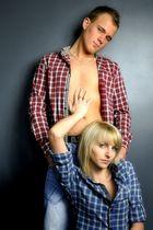 sarah et Christopher