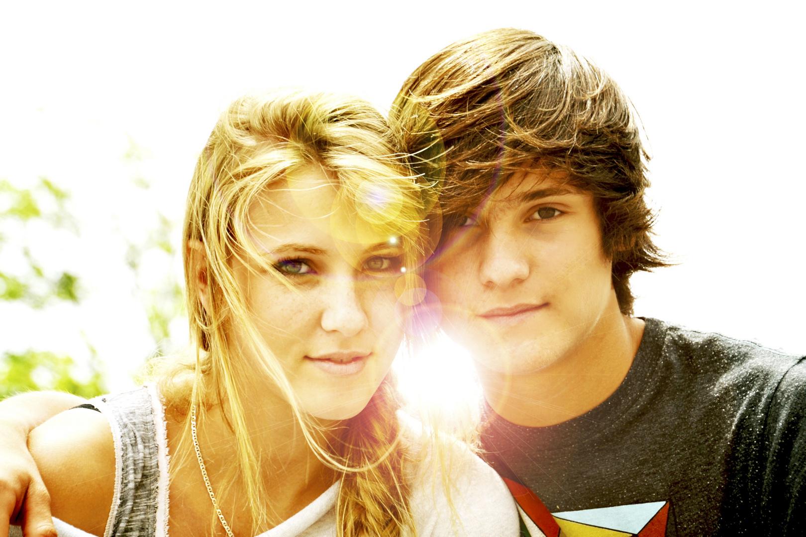Sarah et Louis