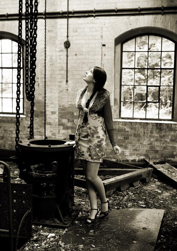 Sarah in Beelitz 2