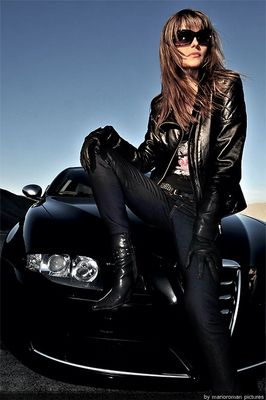 Sarah meets Alfa Romeo