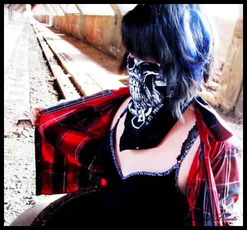 Sarah Rock'n Roll Girl