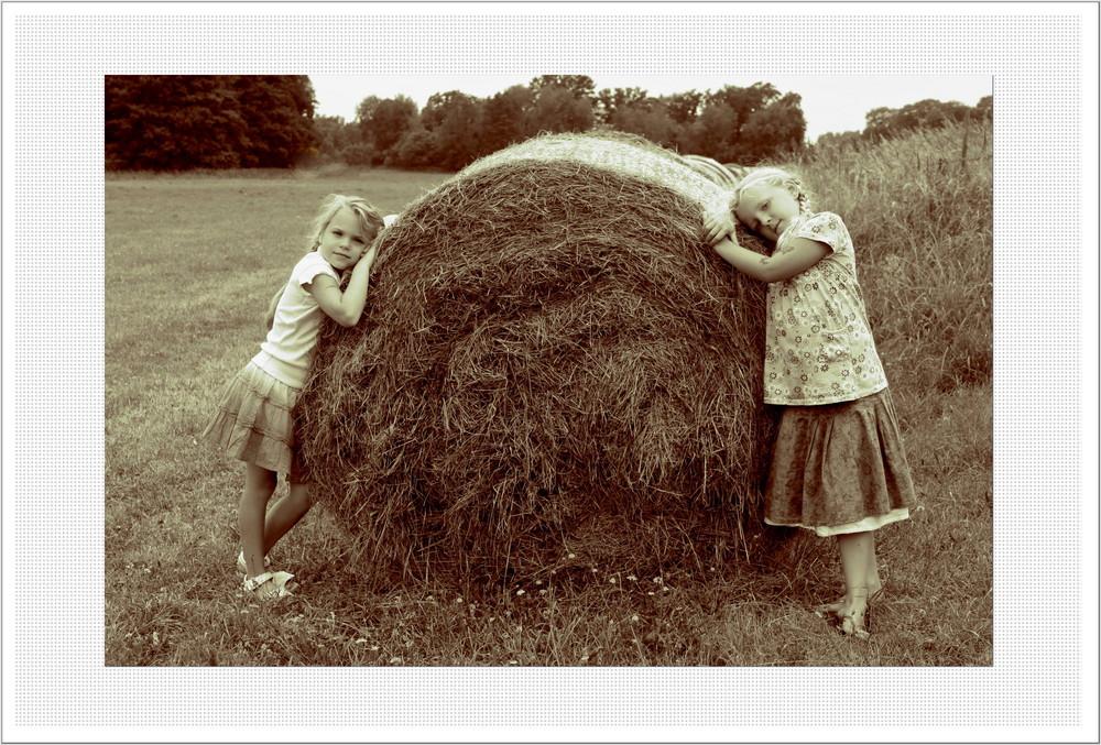 Sarah und Nele