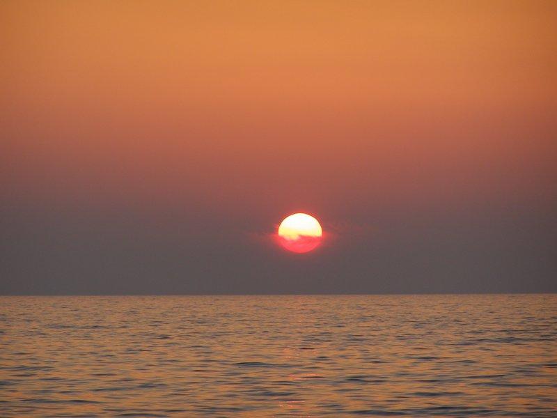 sardegna 2006 tramonto