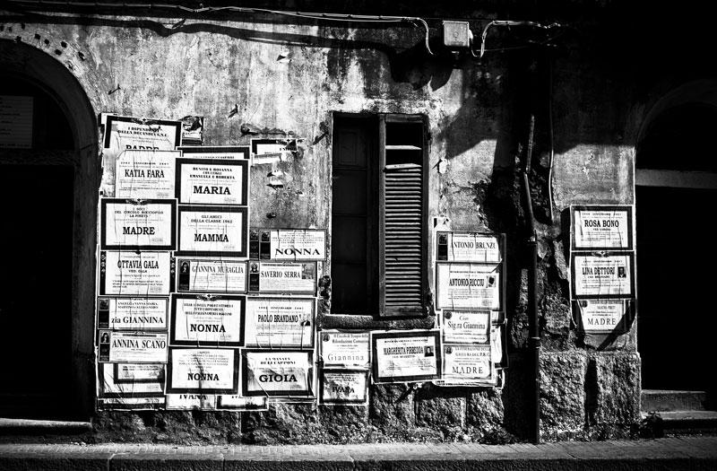 Sardegna: La gazzetta nera