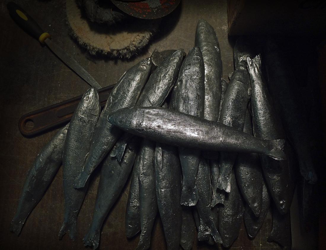 """""""Sardinas de metal"""""""