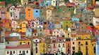 Sardinien / Altstadt 3. Variante