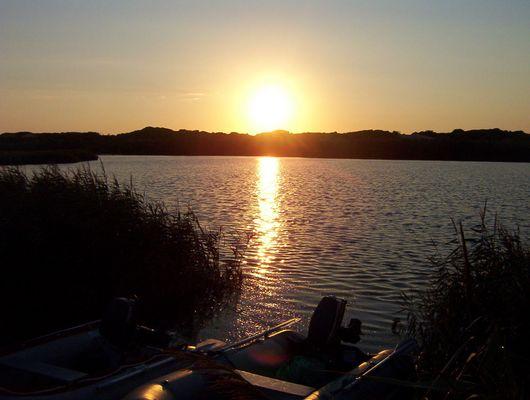 Sardinien an einem Sommerabend