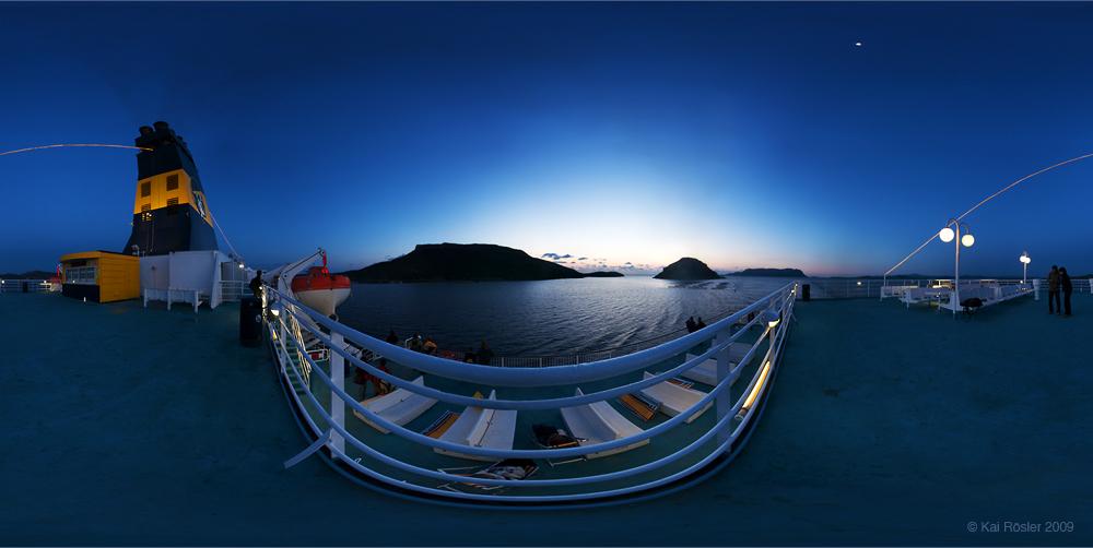 Sardinien: Golfo Aranci