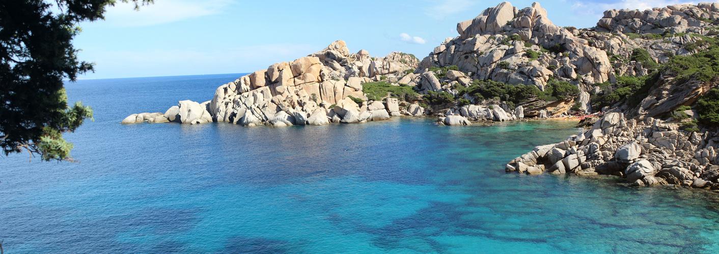Sardinien mal als Panorama