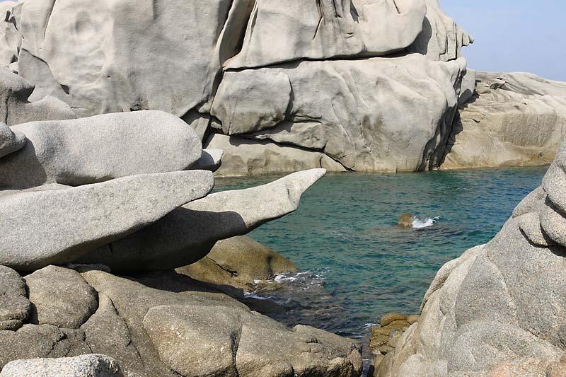 Sardinien, Oktober 2004