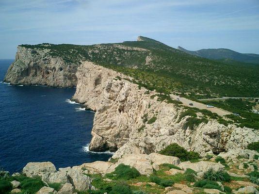 sardische Küste