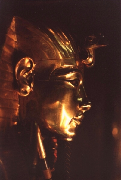Sargdeckel von Tutanchamun