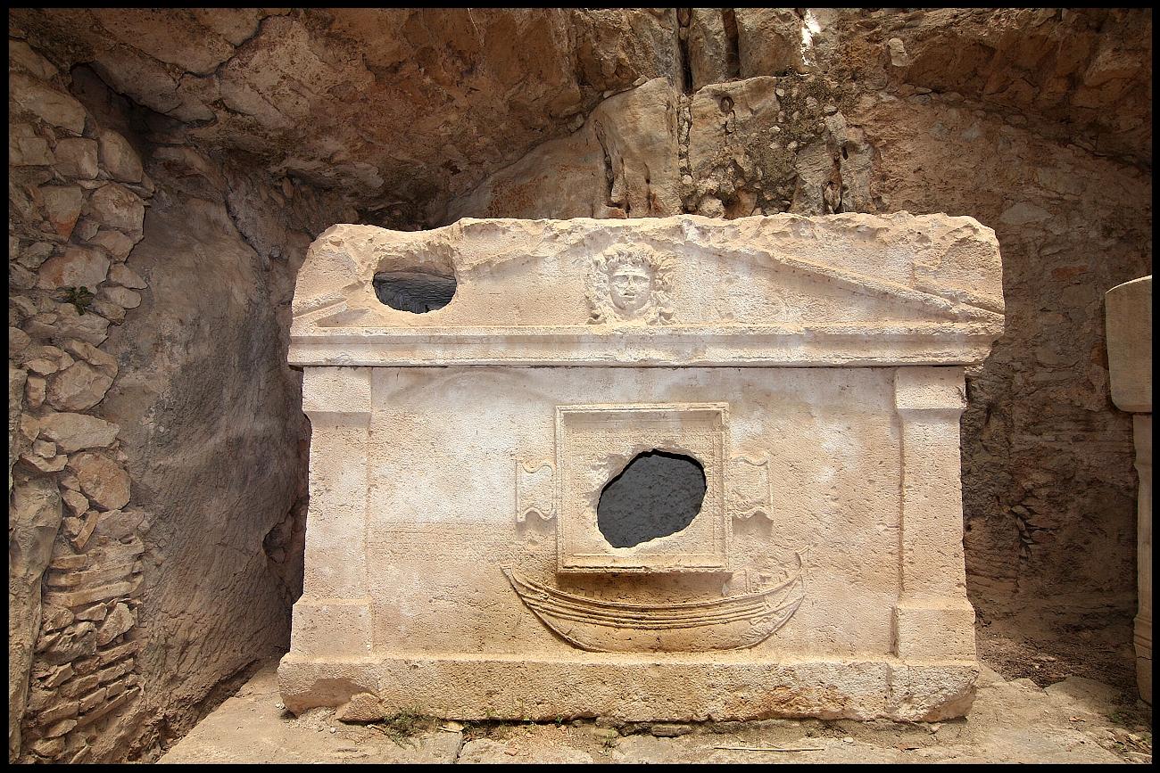 Sarkophag des Eudemos