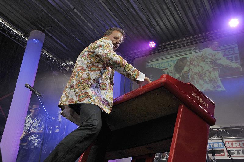 Sascha Klaar, der Teufel am Piano...