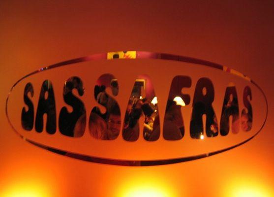 Sassafras - von außen