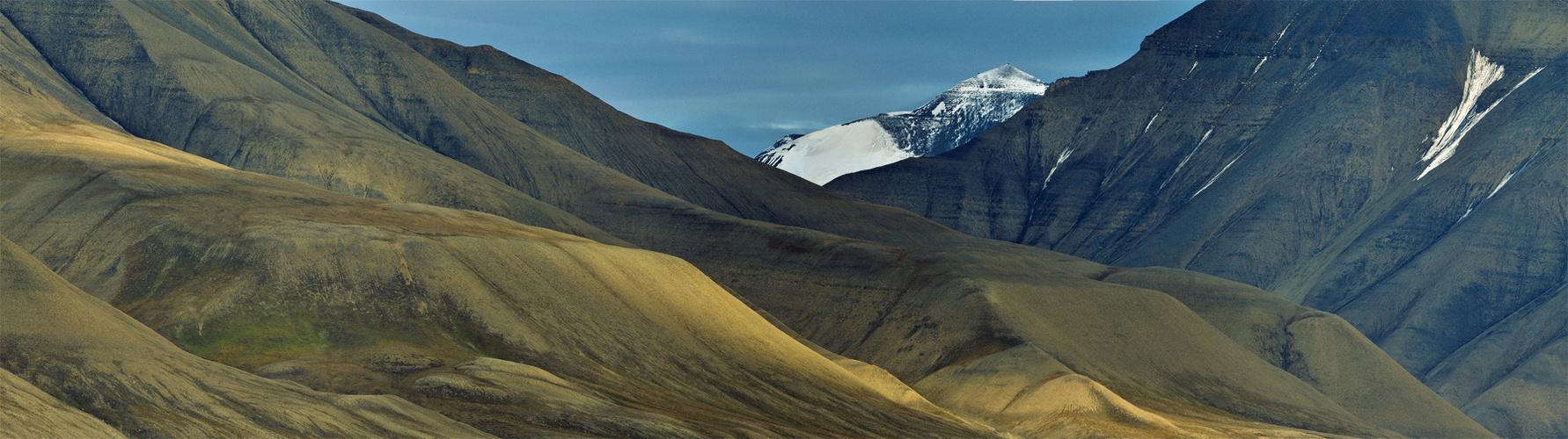 Sassen-Bünsow-Land-Nationalpark, Spitzbergen, Norwegen