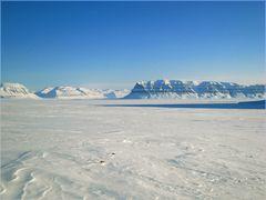 Sassenfjorden- Spitzbergen