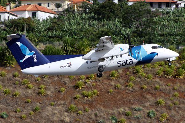 SATA De Havilland Canada DHC-8-202