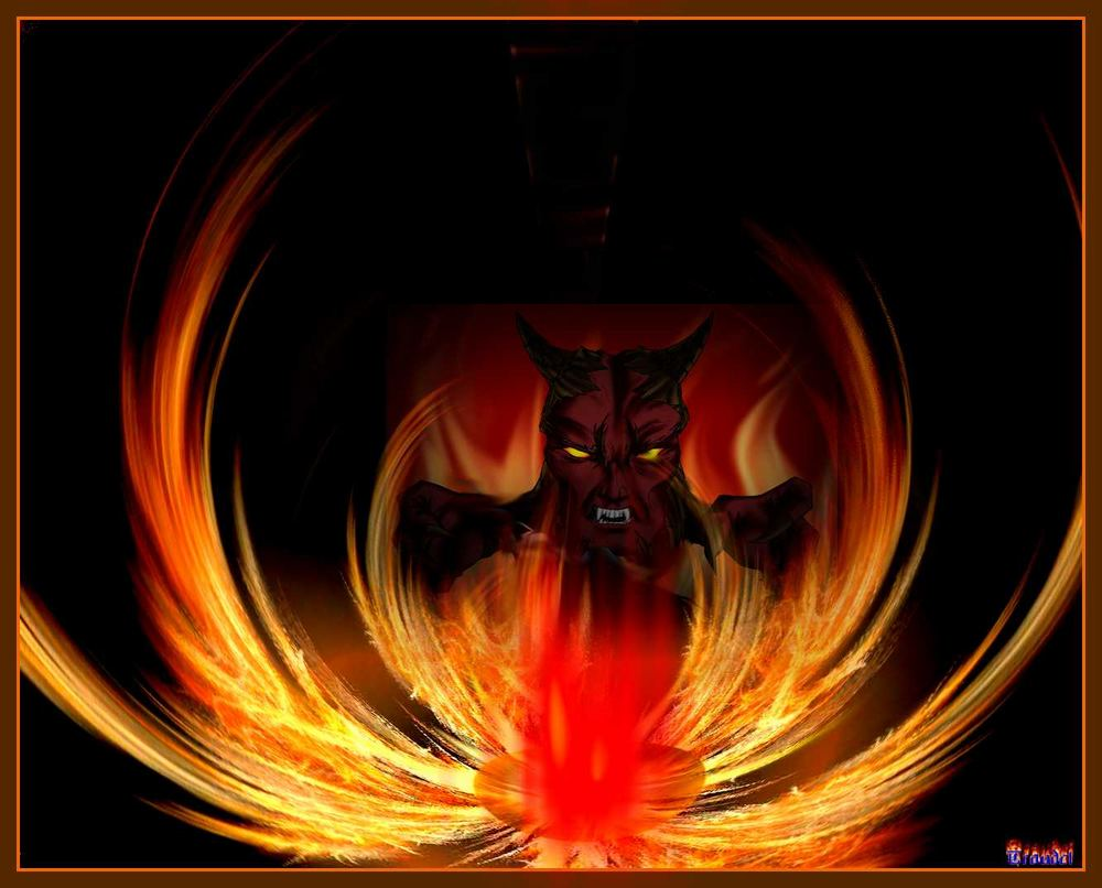 Satans Feuer