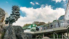 """Satdthalle Hagen und """"Die Windsbräute"""""""