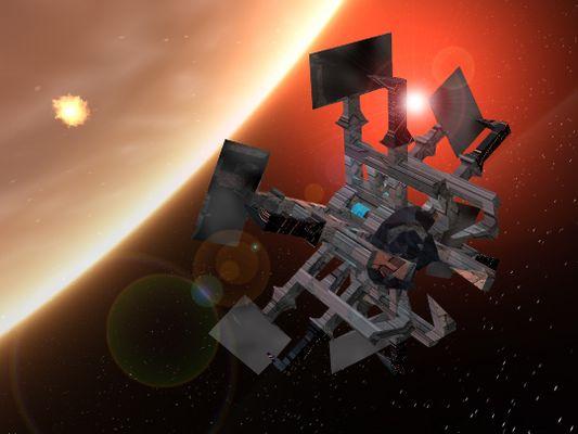 Satellite and Impact