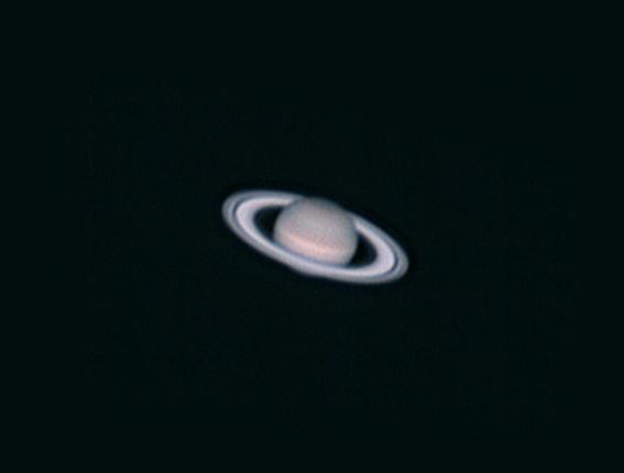 Saturn am 17.05.2014 um 1:19 Uhr