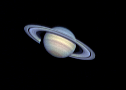 Saturn am 22.04.2007 20:06 UTC