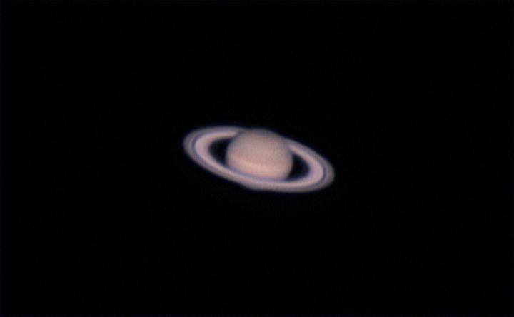 Saturn am 31.05.2014, um 0:12 Uhr