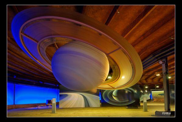 """Saturn """"Sternstunden"""" im Gasometer Oberhausen"""