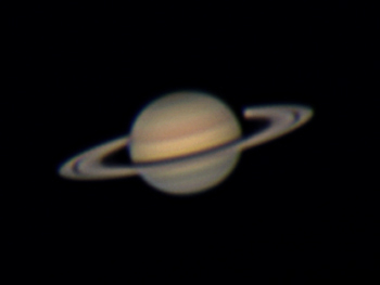 Saturn - Zweiter Versuch
