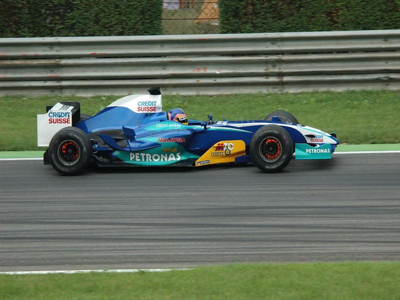 Sauber Petronas 2005 Monza