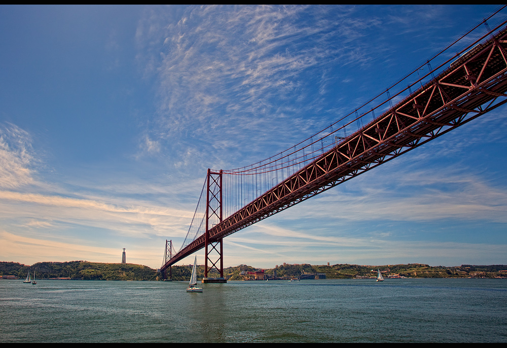 Saudações de Lisboa