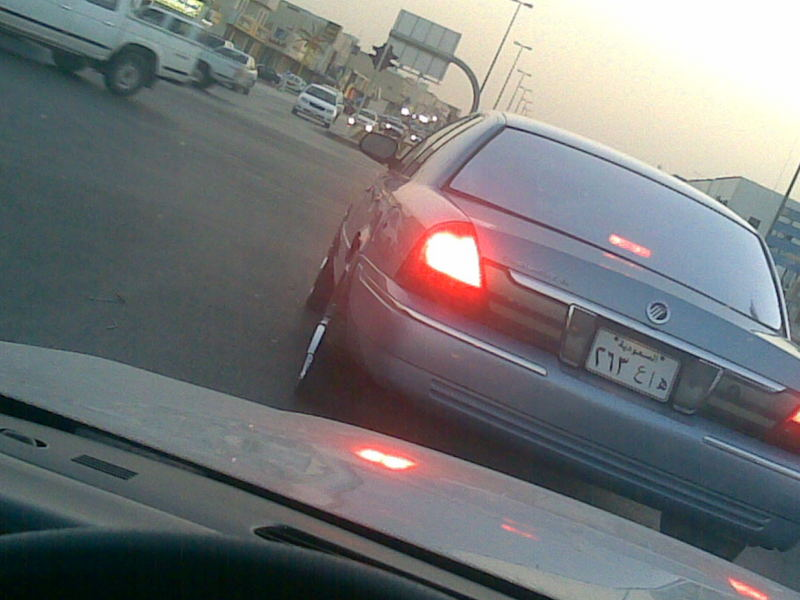 Saudi's street