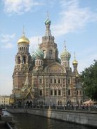 Saviour on the Spilled Blood, St. Petersburg, Russia