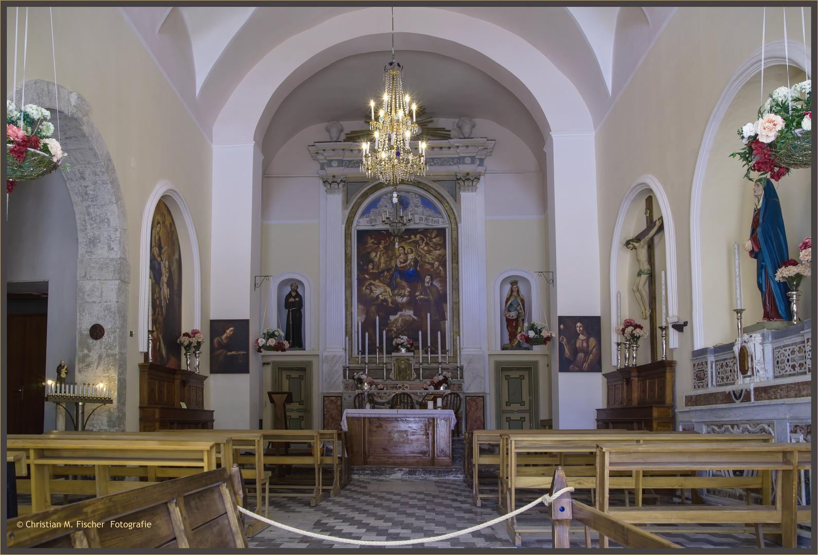 Savoca's Chiesa Madre