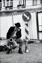 Sax à Prague
