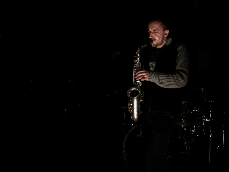Sax nel buio