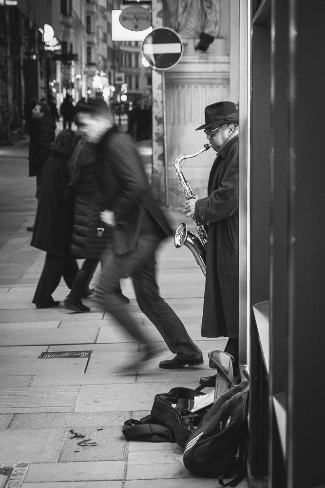 Sax on the Street
