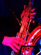 Saxo by night