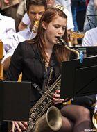 Saxofonistin I